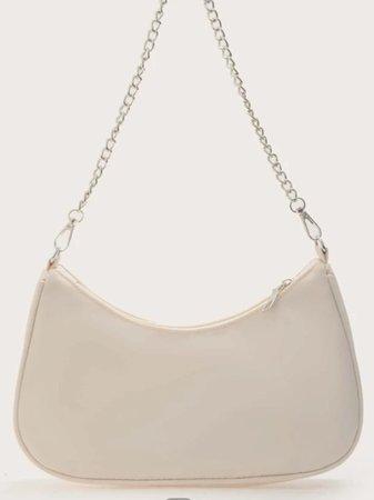 Shein Beige Circle Bag