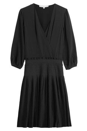 Silk Dress Gr. FR 40