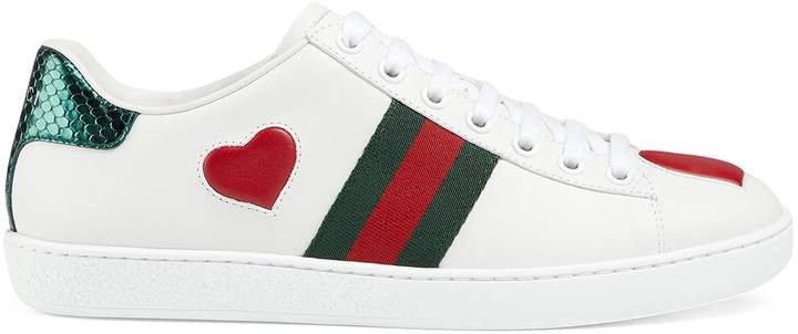 heart Ace sneakers