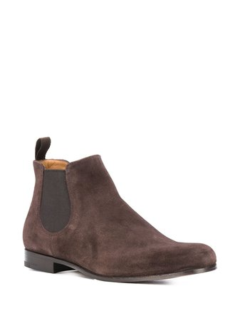 Church's Pull Tab Ankle Boots - Farfetch