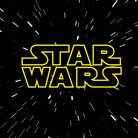 StarWars Logo SVG Download Star Wars Clip Art for Cricut Vinyl | Etsy