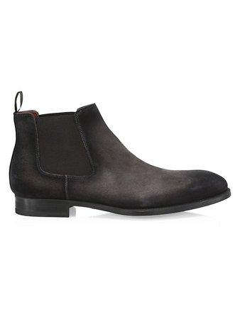 Saks Fifth Avenue Suede Chelsea Boots | SaksFifthAvenue