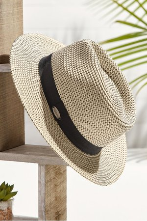 Packable Panama Hat - Womens Wide Brim Hat | Soft Surroundings