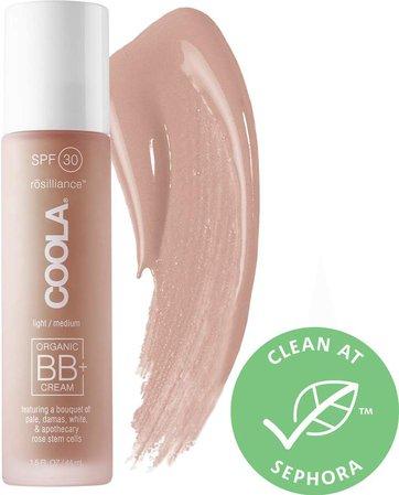 Rosilliance Organic BB+ Cream SPF 30
