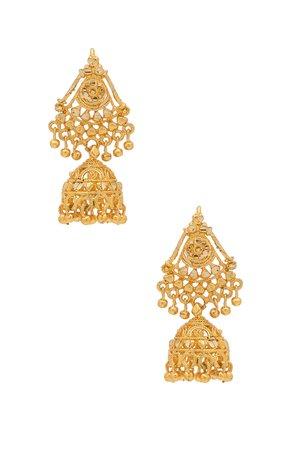 Mahal Earrings