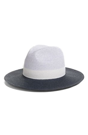 Halogen® Packable Panama Hat | Nordstrom