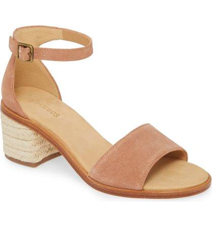 Soludos Capri Espadrille Heel Sandal (Women)   Nordstrom