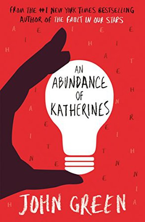 An Abundance of Katherines by John Green (author): New paperback (2012) | Blackwell's