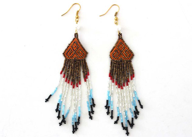 boho earrings - Google Search