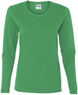 Amazon.com: women's green top