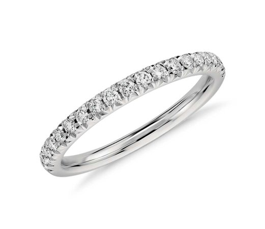 Blue Nile Women's Wedding Ring
