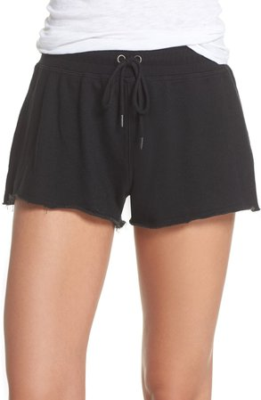 David Lerner French Terry Sleep Shorts | Nordstrom