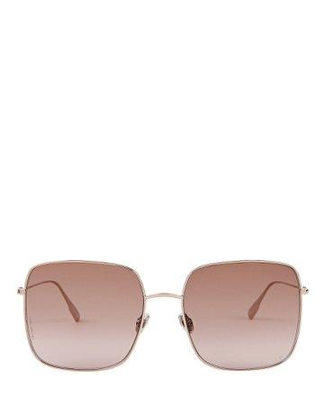 Dior DiorStellaire1 Square Sunglasses | INTERMIX®