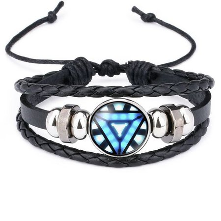 Iron Man Arc Reactor Bracelet