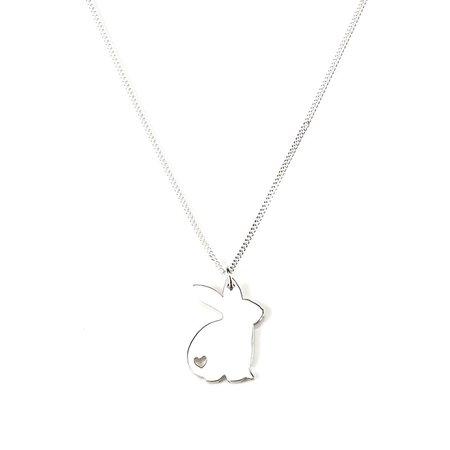 necklace bunny