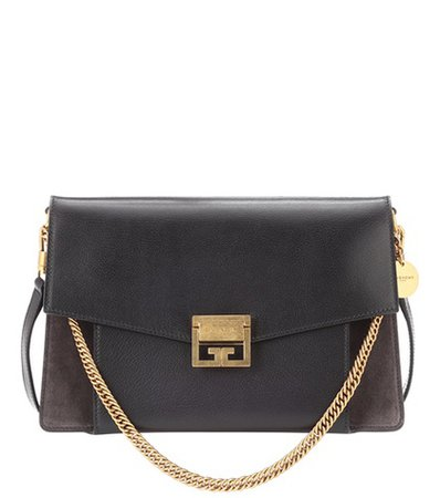Medium GV3 leather shoulder bag