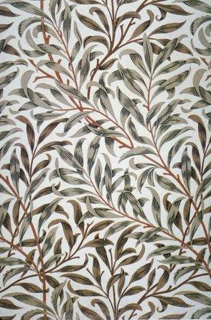 William Morris Fern Wallpaper