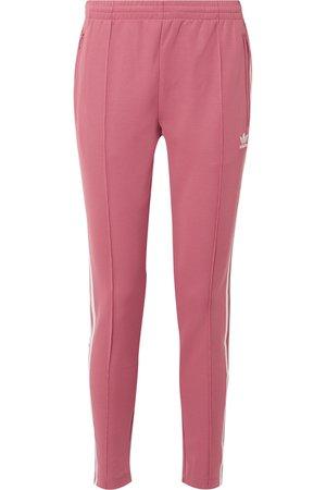 adidas Originals | SST Striped jersey track pants | NET-A-PORTER.COM