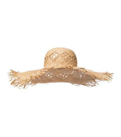 Etro - Raffia hat | Mytheresa