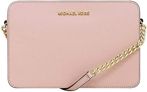 Michael Kors Women's Jet Set Item Crossbody Bag - Blossom