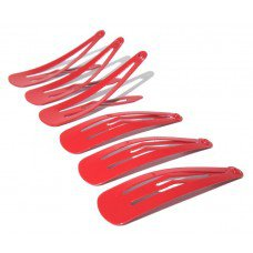 red hair clips