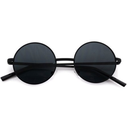 Black Tinted Glasses