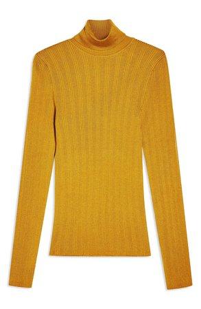 Topshop Turtleneck Sweater   Nordstrom