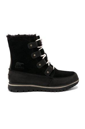 Cozy Joan Faux Fur Boot
