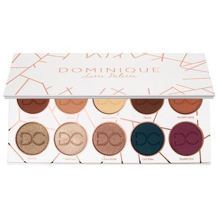Latte Eyeshadow Palette - DOMINIQUE COSMETICS | Sephora