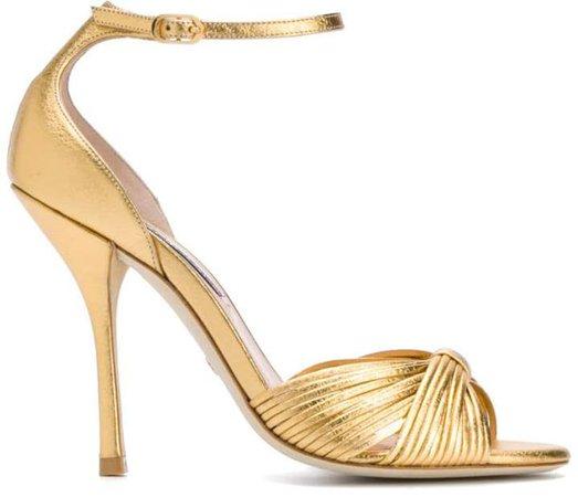 Paulette heeled sandals