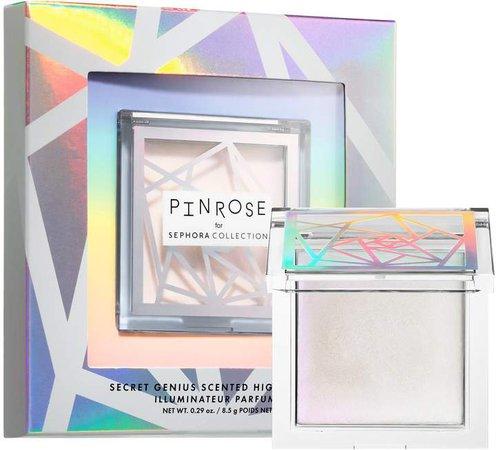 Pinrose x Secret Genius Scented Cream Highlighter