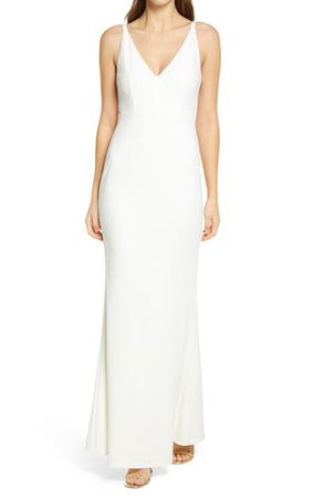 Lulus Melora Sleeveless Mermaid Maxi Dress | Nordstrom