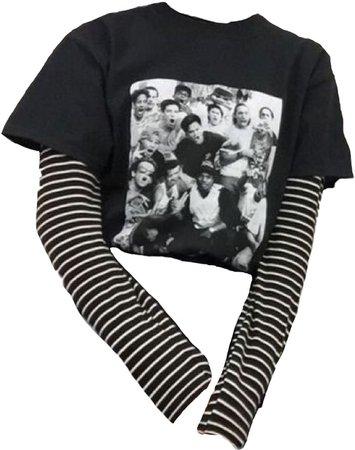 edgy shirt