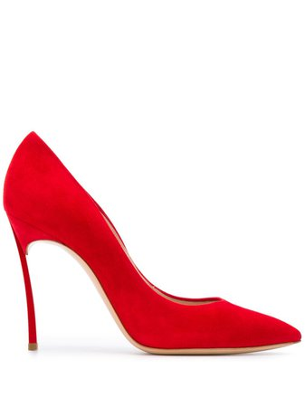 Casadei Decollete Blade Pumps