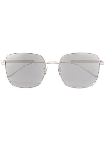 Bottega Veneta Eyewear Square Frame Sunglasses - Farfetch