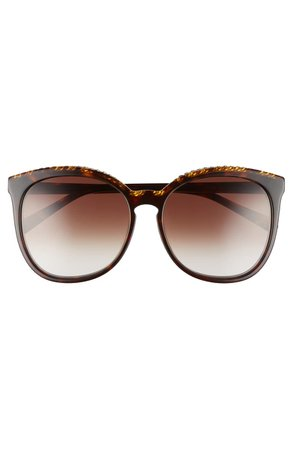 Stella McCartney 59mm Cat Eye Sunglasses | Nordstrom