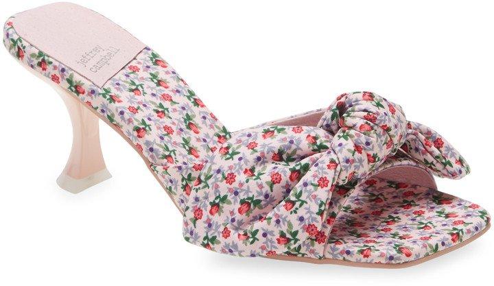 Bow Slide Sandal