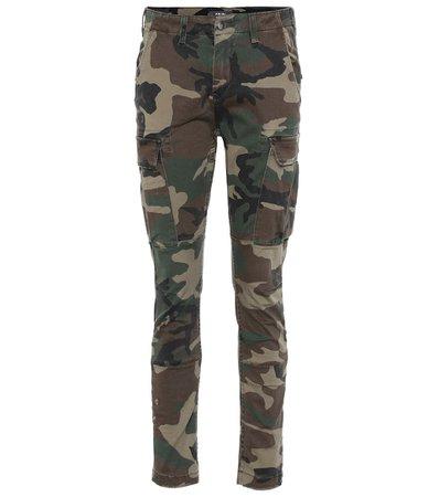 Camouflage Cargo Pants - Amiri | mytheresa
