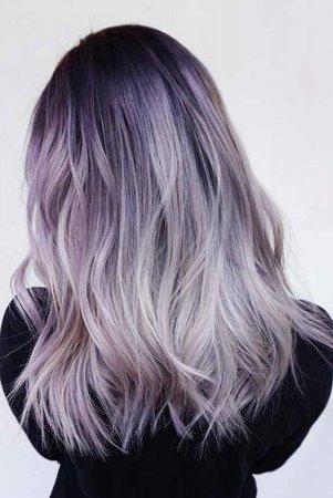 21 Pastel Purple Hair Color Trend | LoveHairStyles.com