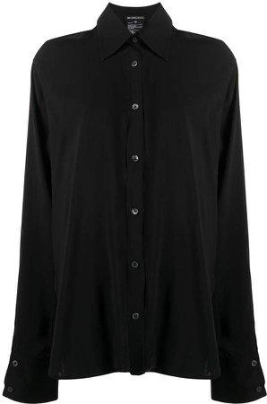 Oversized Cut Out Shirt