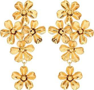 jennifer behr earrings flowers