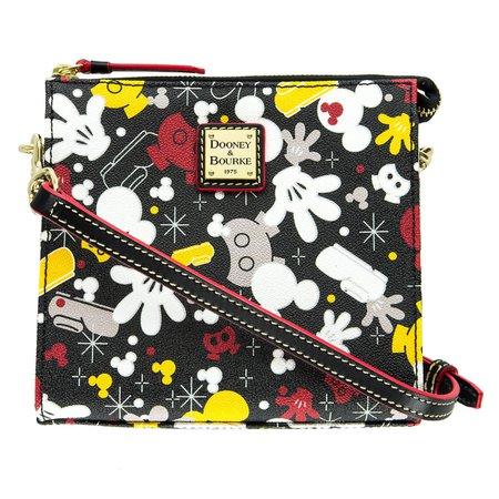 I Am Mickey Mouse Crossbody Bag by Dooney & Bourke | shopDisney