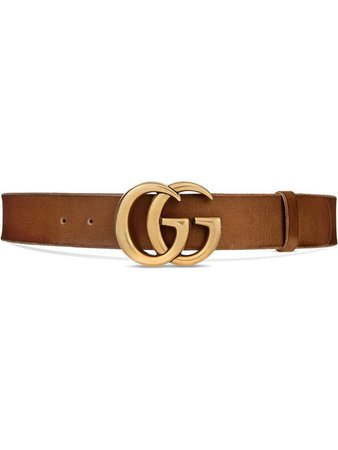 Gucci Double G Buckle Belt - Farfetch