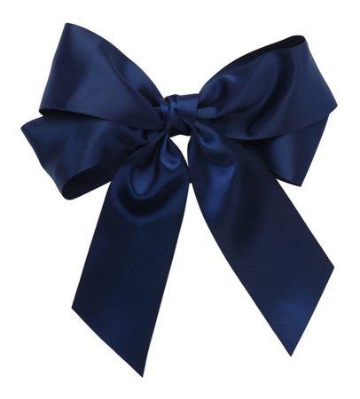 navy bow