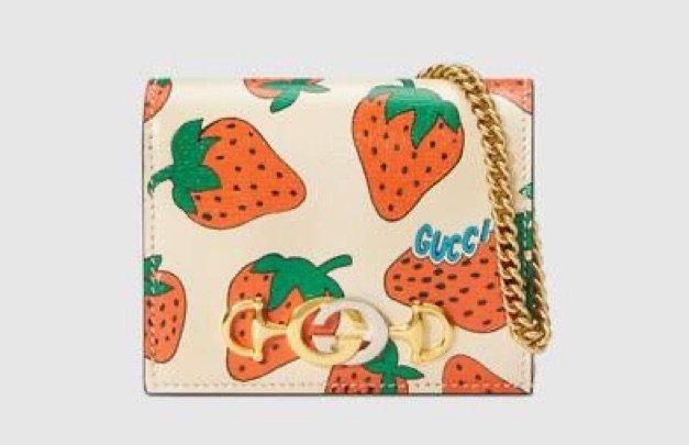 Gucci Strawberry Bag