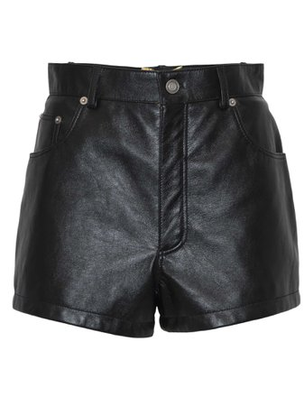 Saint Laurent Slim-fit Shorts
