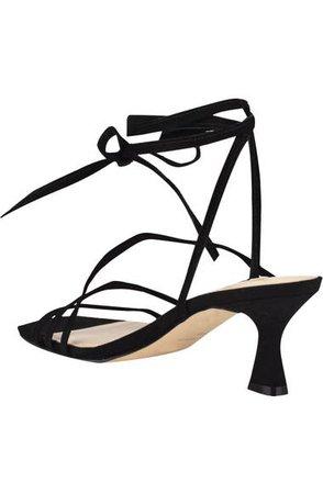 Nine West Agnes Lace-Up Sandal (Women)   Nordstrom
