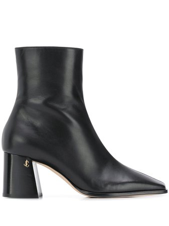 Jimmy Choo Bryelle 65mm Ankle Boots - Farfetch