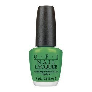 Green Nail Poilish