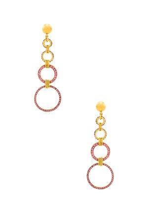 Linked Dangle Earrings